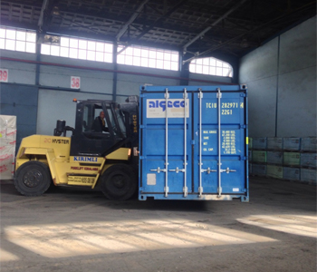 13 Ton Forklift Hyster